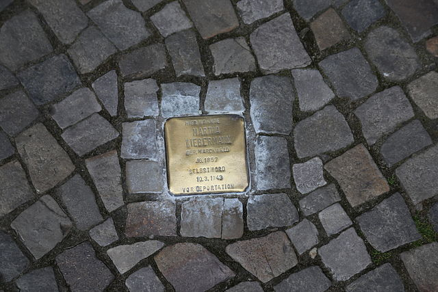 640px-Stolperstein_of_Frau_Liebermann
