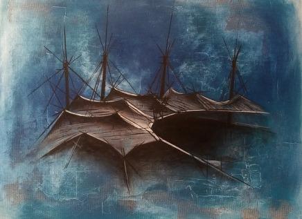Nina schmid architecture painting