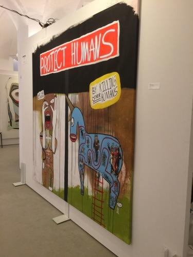 Ray Moore artwork at ARTMUC