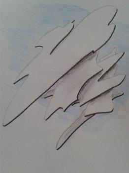 Bernhard Rusch drawing challenge