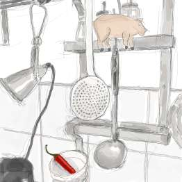4_Kitchen Still Life