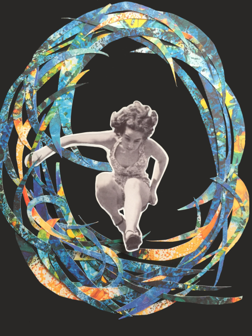 Emmy Horstkamp Plan B Dorothy 2015 collage