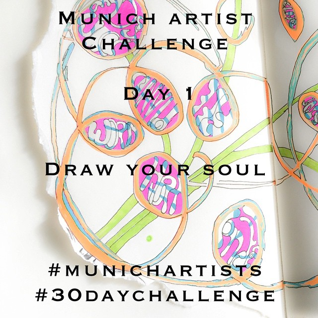 Munich Artists Challenge Day 1