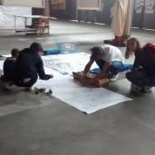 Adding dreams to Off Festival Installation