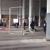 Munich Artists Off Installation June 2015 Installation Day 1 Work in Progress