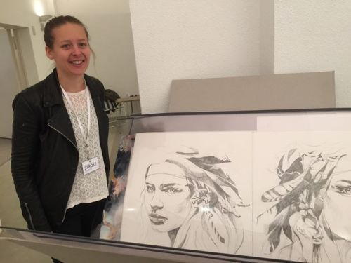 british-artists-stroke-art-fair-2015-with-sketches