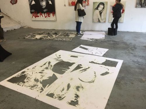 large-stencil-on-the-ground-stroke-art-fair