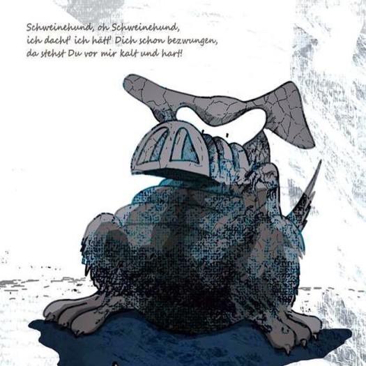 Maximilian-lueckenhaus-munich-artists-day-2-schweinehund