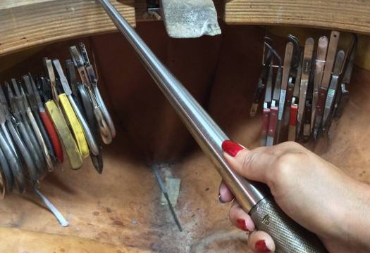 Edina Fischer - Tools of a Trade - Day 7