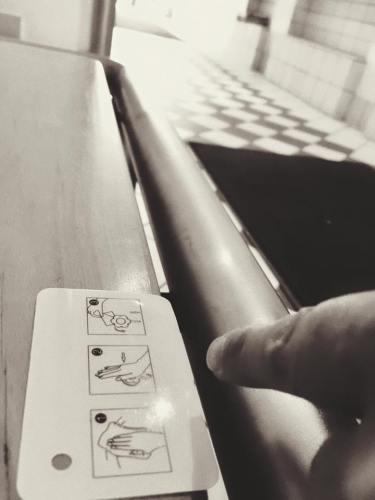 Emmy Horstkamp - Chair - sign