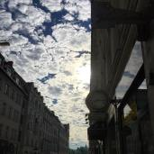 Emmy Horstkamp Summer Sky Munich