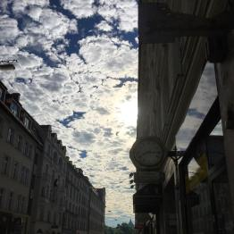Emmy Horstkamp Summer Sky Munich