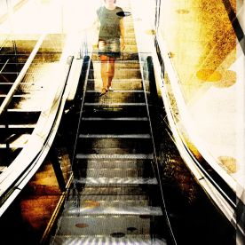 Munich Artists Angela Josupeit Subway