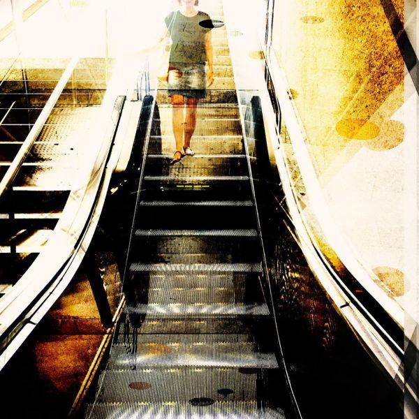 Munich Artists Angela Josupeit Subway