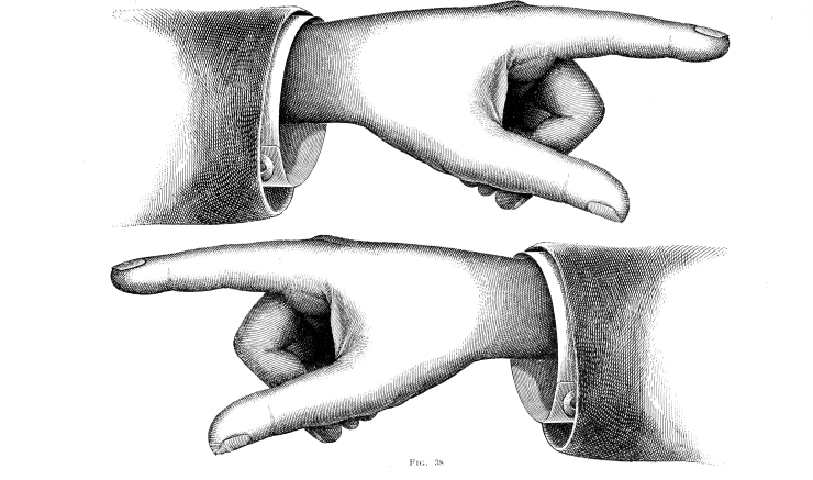 Day 24 - Hands