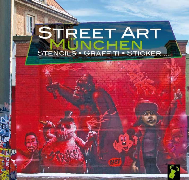street art Muenchen