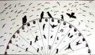 Munich Artists Gabriela Popp Ferris Wheel day 3