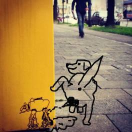 Munich Artists - Gabriela Popp - Day 5 - Mailbox