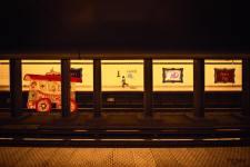 Munich Artists Michael Pitschke - Subway Jane