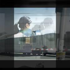 Munich Artists Angelica Zeller Michaelson - Day 9 - Girl on Subway