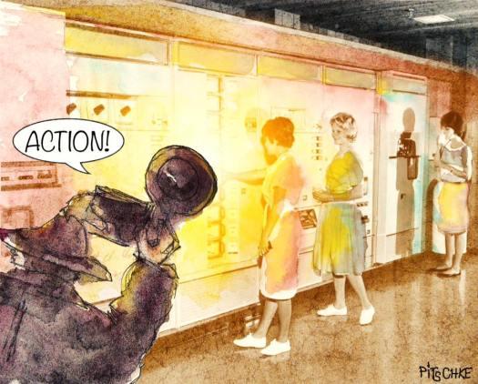 munich artists michael pitschke - vending machines