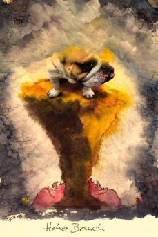 Munich Artists Michael Pitschke - Dog