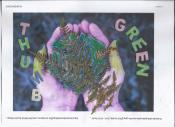 Munich Artists Brigitte Hopptsock- Hands - Day 2