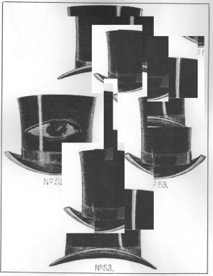 Munich Artists Bernhard Rusch - Day 7 - Hats