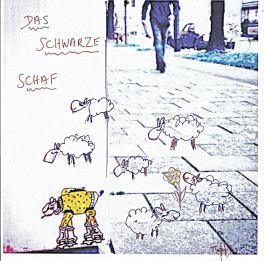 Munich Artists Brigitte Hoppstock - Day 5 - Mailbox
