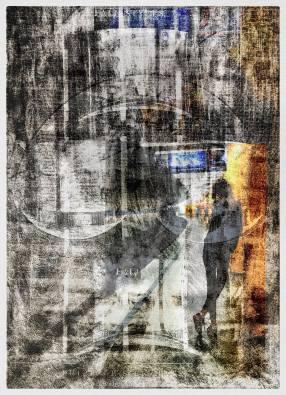 Munich artists - Dean Pasch - Day 7 - Hats -