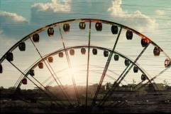 Munich Artists Angela Josupeit - Day 3 - Ferris wheel