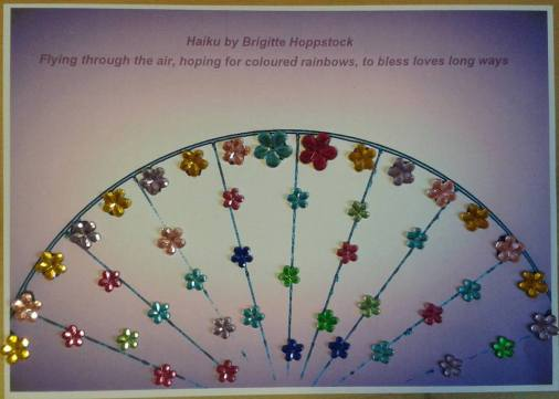 Munich Artists Brigitte Hoppstock - Day 3 - Ferris Wheel