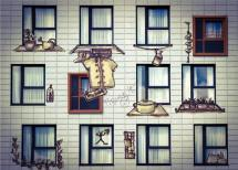 Munich Artists-Michael Pitschke - Windows- Day 1