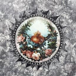 Munich Artists Angela Josupeit - day four- disk