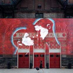 Munich Artists Katrin Klug Day 10 - Red Doors