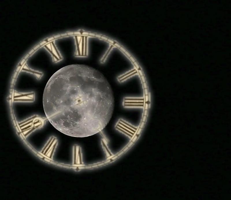 Munich Artists Bobbie Dunn Komarek - Clock