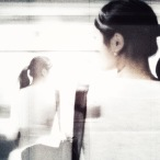 Munich Artists - Emmy Horstkamp - Day 9 Girl on Subway