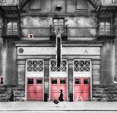 Munich Artists Dean Pasch - Red Doors - Day 10