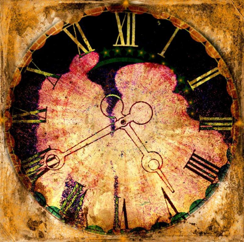 Munich Artists Sam Malviya - Clock II