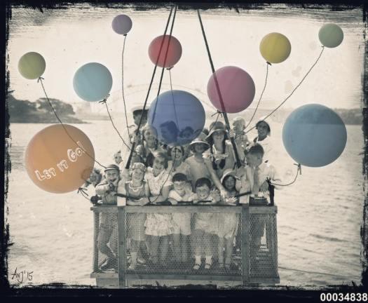 Munich Artists Angela Josupeit Balloon