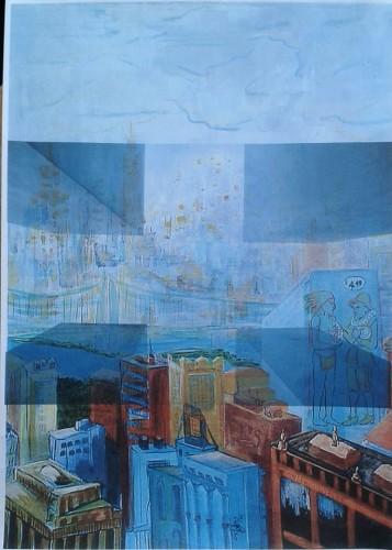 Munich Artists Brigitte Hoppstock - Sky