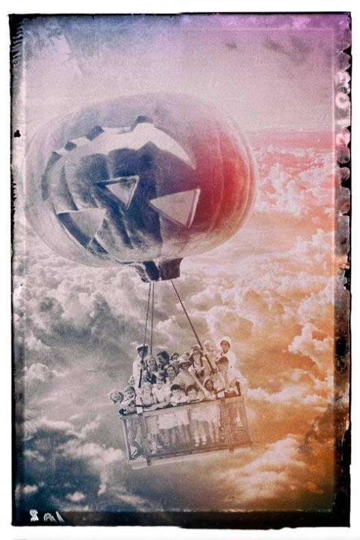 Munich Artists Susanne Krauss Balloon