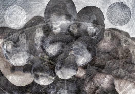 Munich Artists - Dean Pasch - Grapes