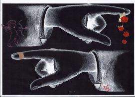 Munich Artists Brigitte Hoppstock Hands