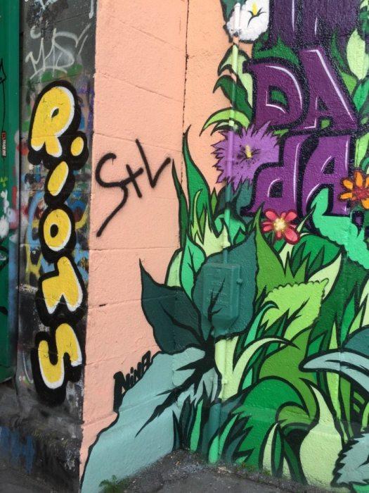 Munich Street Artists - Street Graffiti September 2015 Tumblingerstrasse