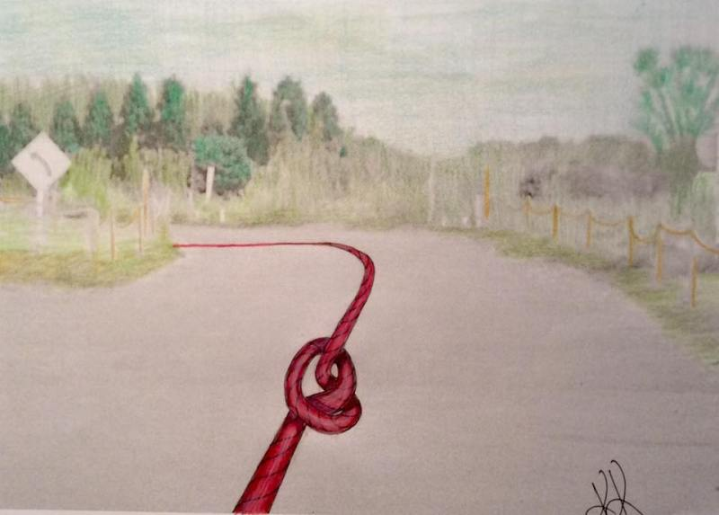 Munich Artists Katrin Klug - Road -