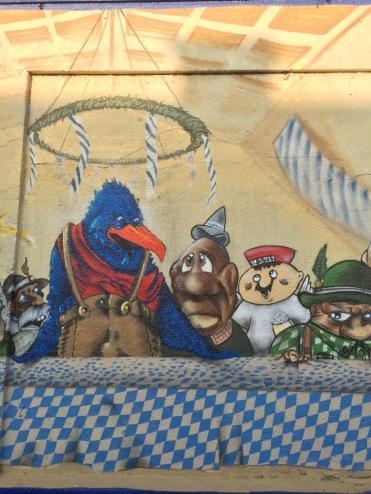 Munich Artists Tumblingerstrasse Munich Germany-17 photo by Emmy Horstkamp