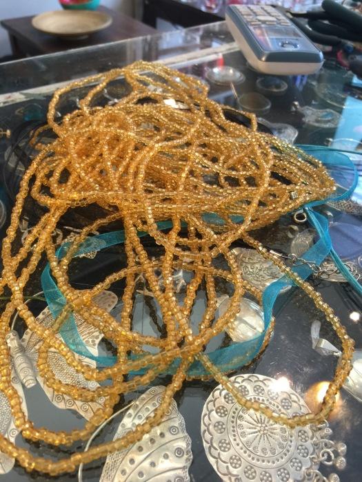 beads for around 2,50 Euro