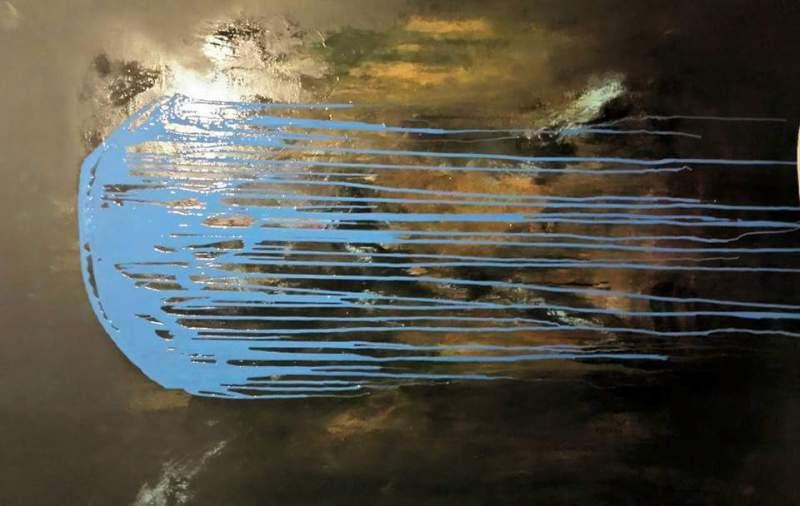 Kunst Wischt den Staub des Alltags von der Seele