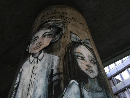 two children detail